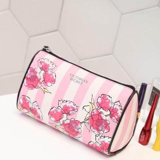 VS Victoria\'s Secret Flower Train case & Pouches