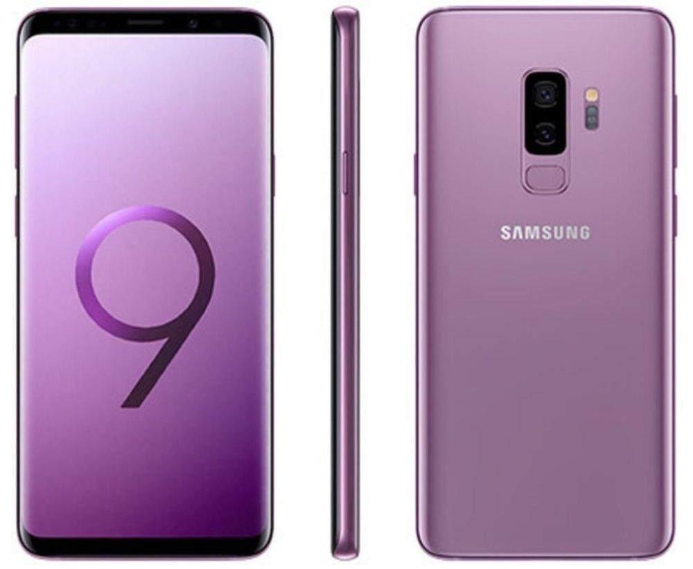 Samsung Galaxy S9 Plus [6GB RAM/64GB ROM] Original Samsung Malaysia Set (Lilac Purple)