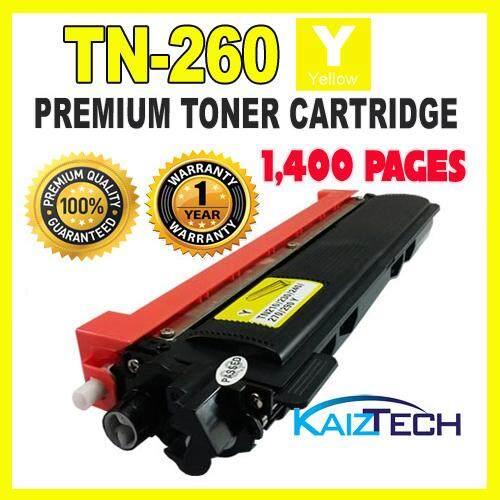 Brother TN-260 / TN260 Premium Toner Cartridge for HL-3150CDN, HL3170CDW, MFC-9140CDN & MFC-9330CDW