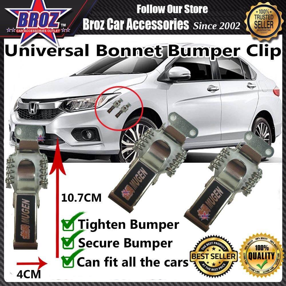 Universal Car Bonnet Bumper Clip BIG - MUGEN