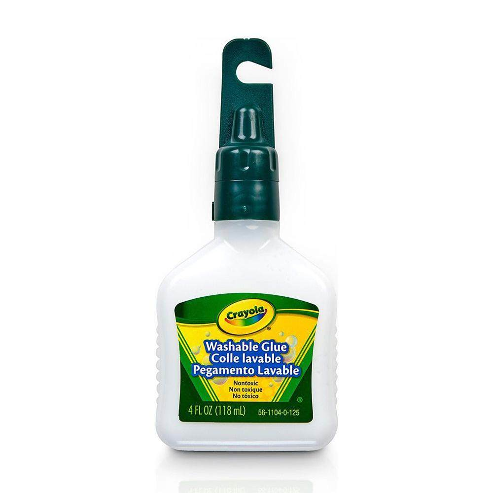 Crayola Washable Glue 4oz - 561104