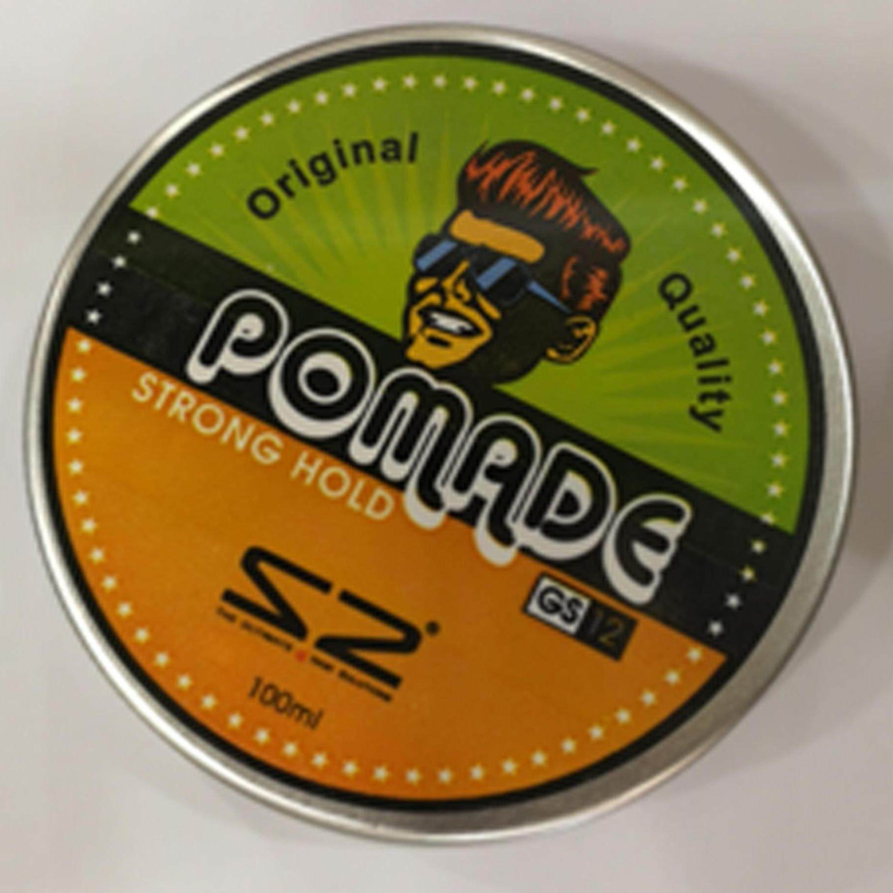 S2 GS12 Pomade 100ml