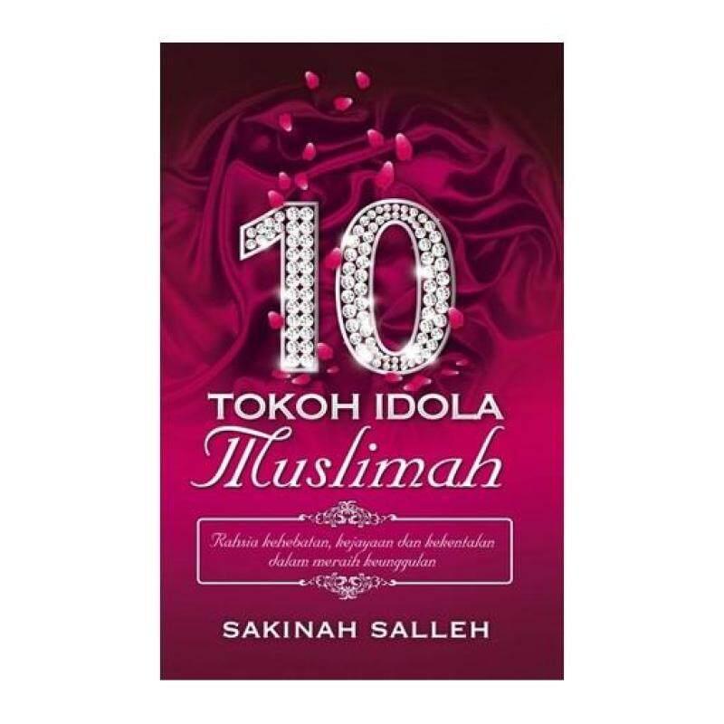 10 Tokoh Idola Muslimah 9789670142319 Malaysia