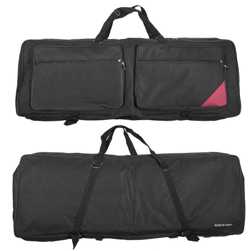 73-Key 76-Key Keyboard Electric Piano Organ Gig Bag Soft Case 46.4 * 16.5 Durable 600D Cloth PE Foam Padded Dual Zipper Malaysia