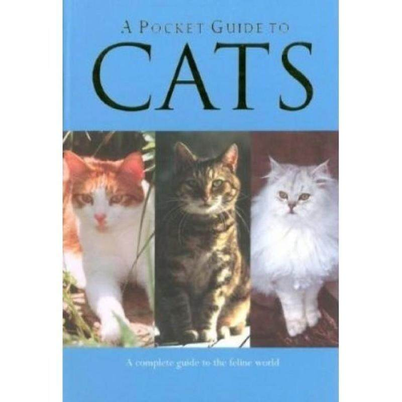 A Pocket Guide To Cats 9781405473354 Malaysia