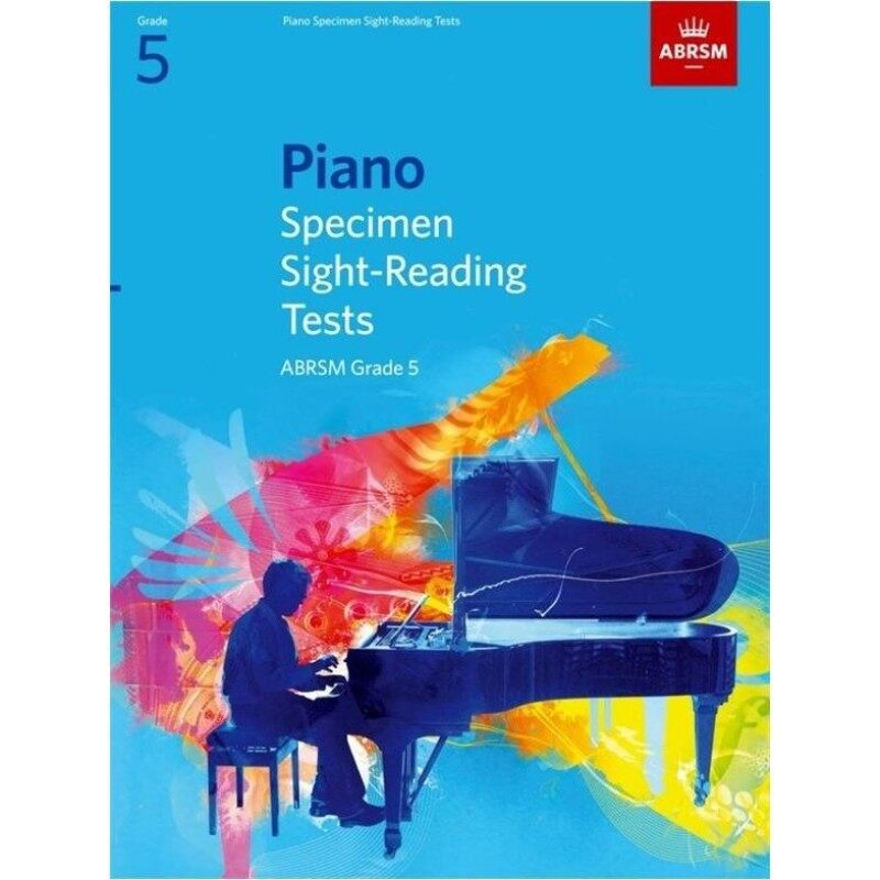 ABRSM PIANO SPECIMEN SIGHT READING TESTS: FROM 2009 (GRADE 5) Malaysia