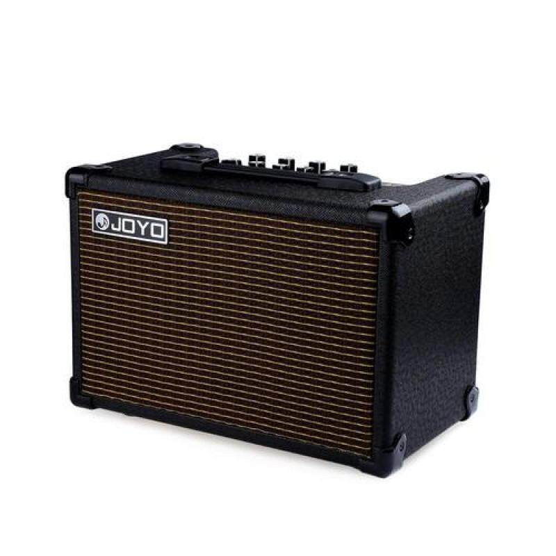 Ac - 20 Acoustic Guitar Speaker Sound Amplifier With Volume Tone Control Malaysia