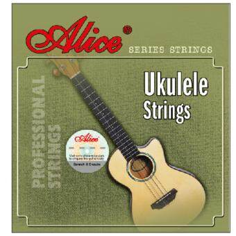 Alice Clear Nylon Ukulele Strings AU041