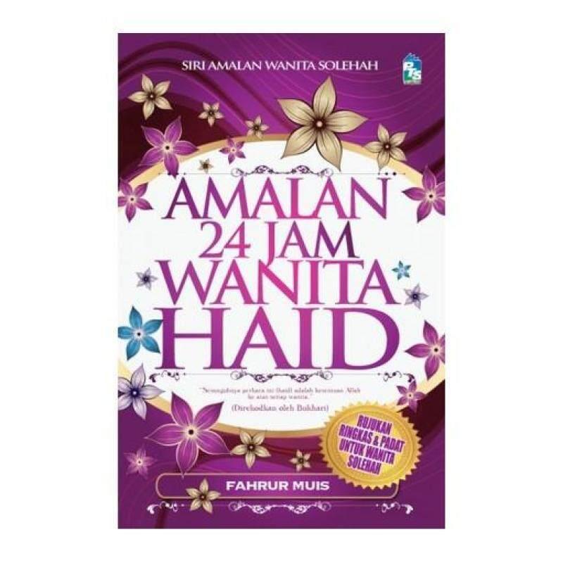 Amalan 24 Jam Wanita Haid 9789673661176 Malaysia