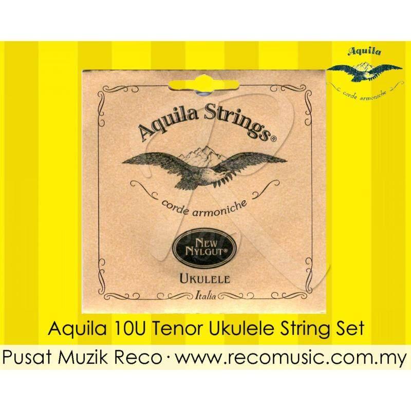 Aquila 10U Tenor Ukulele String Set Malaysia