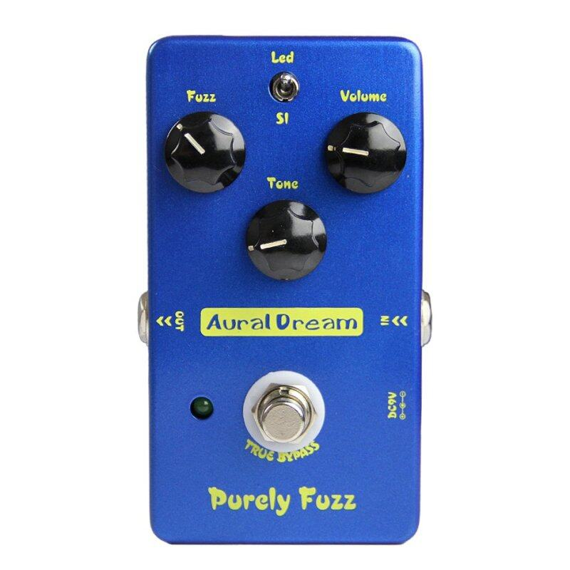 Aural Dream Purely Fuzz Analog Effects Electric Guitar Effect Padel Malaysia