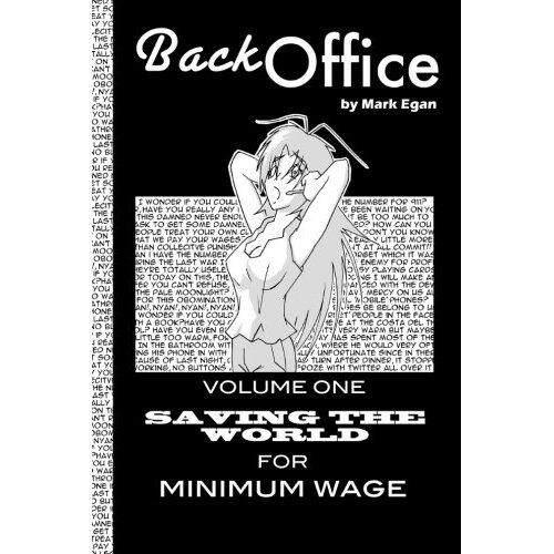 Belakang Kantor: Vol.1: Menyelamatkan Dunia untuk Upah Minimum (Volume 1)-Internasional