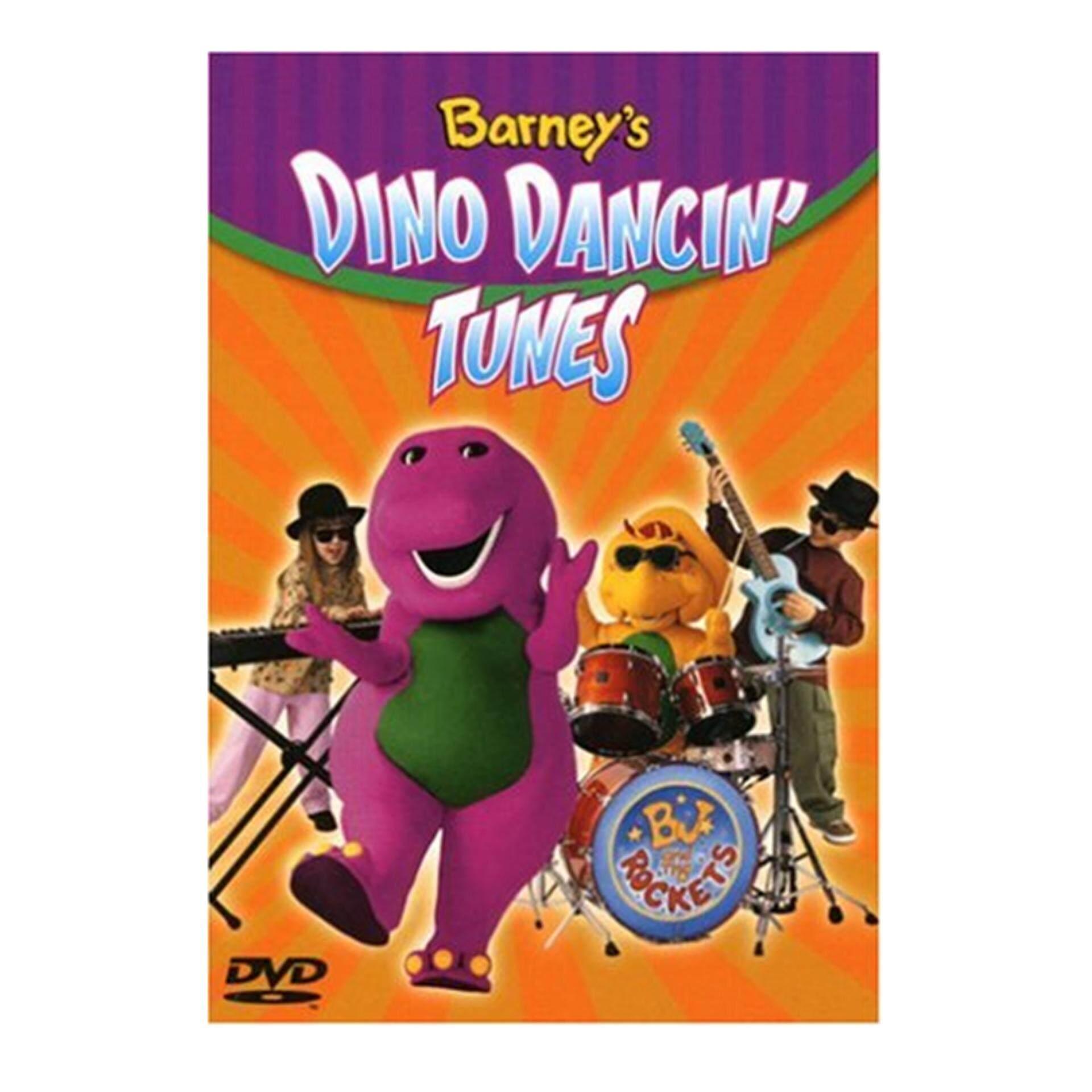 Barney Dino Dancin\' Tunes - DVD
