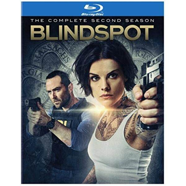 Blindspot: The Complete Second Season (BD) [Blu-ray] - intl