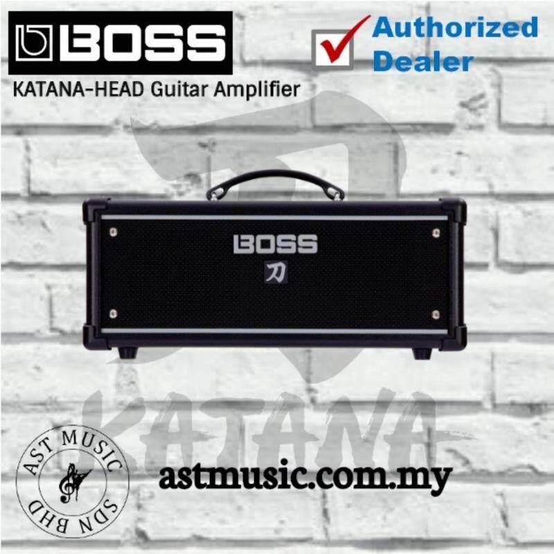Boss Katana Head Guitar Amplifier Malaysia