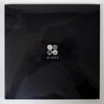 Harga BTS BANGTAN BOYS - WINGS (Vol.2) [G version]CD+Photobook+Photocard+Folded Poster+Extra Photocards Set