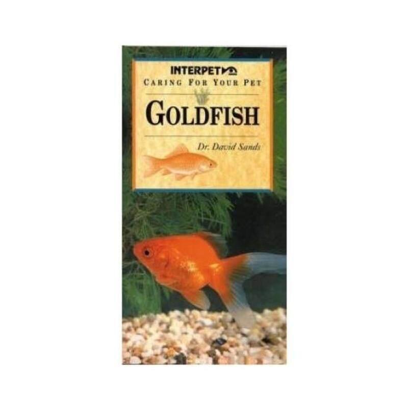 Caring for Your Pet Goldfish (Pet Care) Malaysia