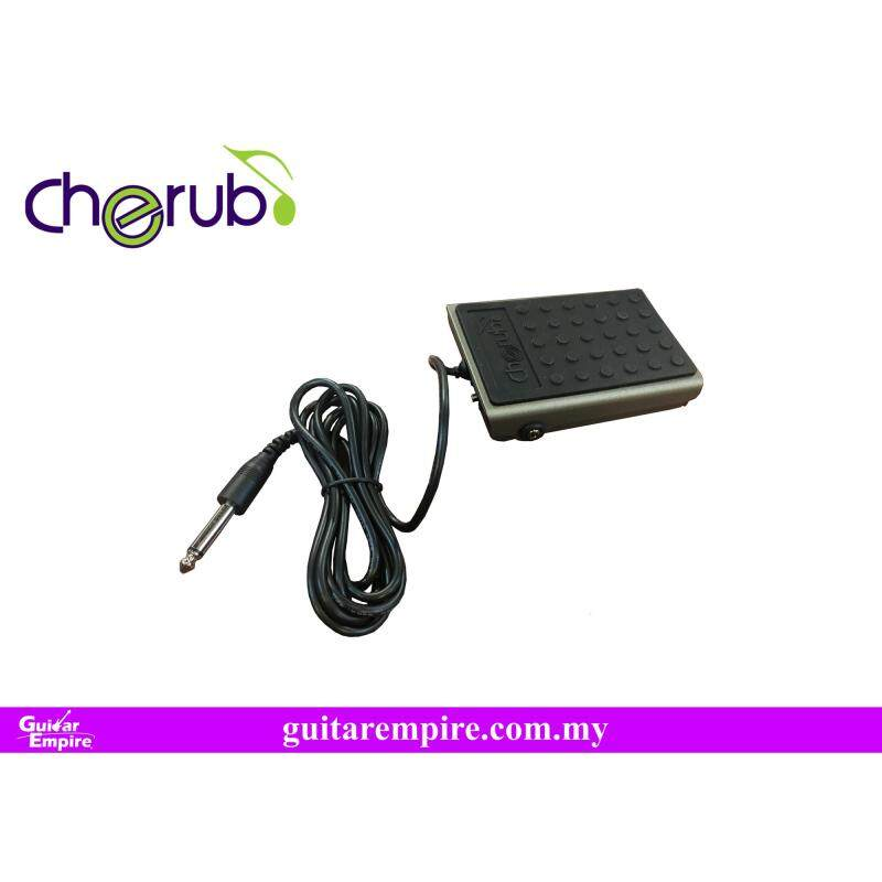 Cherub Keyboard Sustain Pedal WTB-006, suitable for all kind electronic keyboard and electronic piano Malaysia
