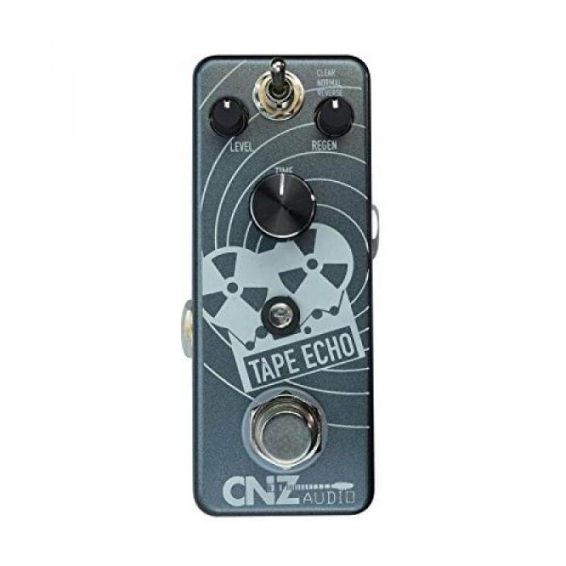 CNZ Audio Tape Echo Guitar Effects Pedal, True Bypass Malaysia