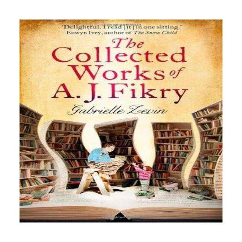 COLLECTED WORKS OF A J FIKRY Malaysia