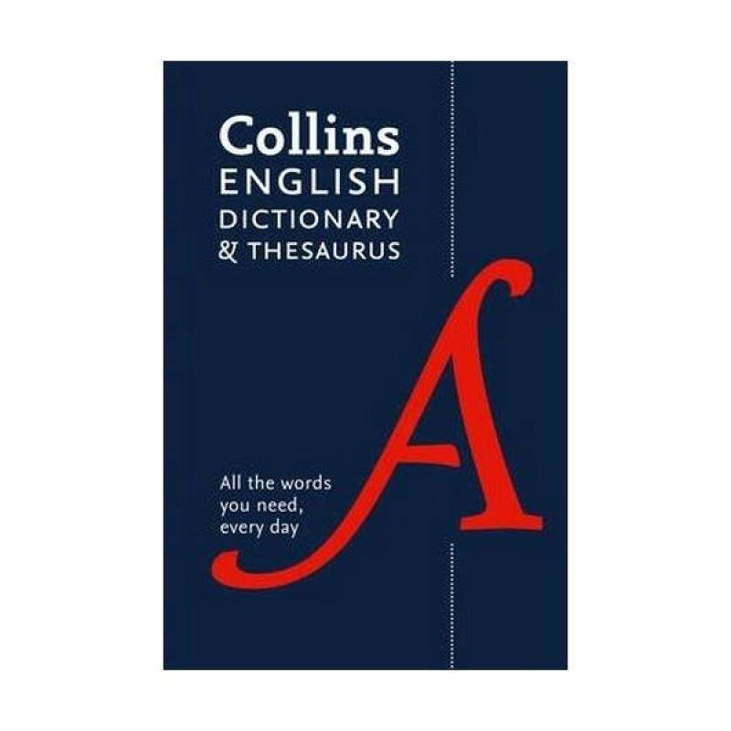 Collins English Paperback Dictionary 9780008102876 Malaysia