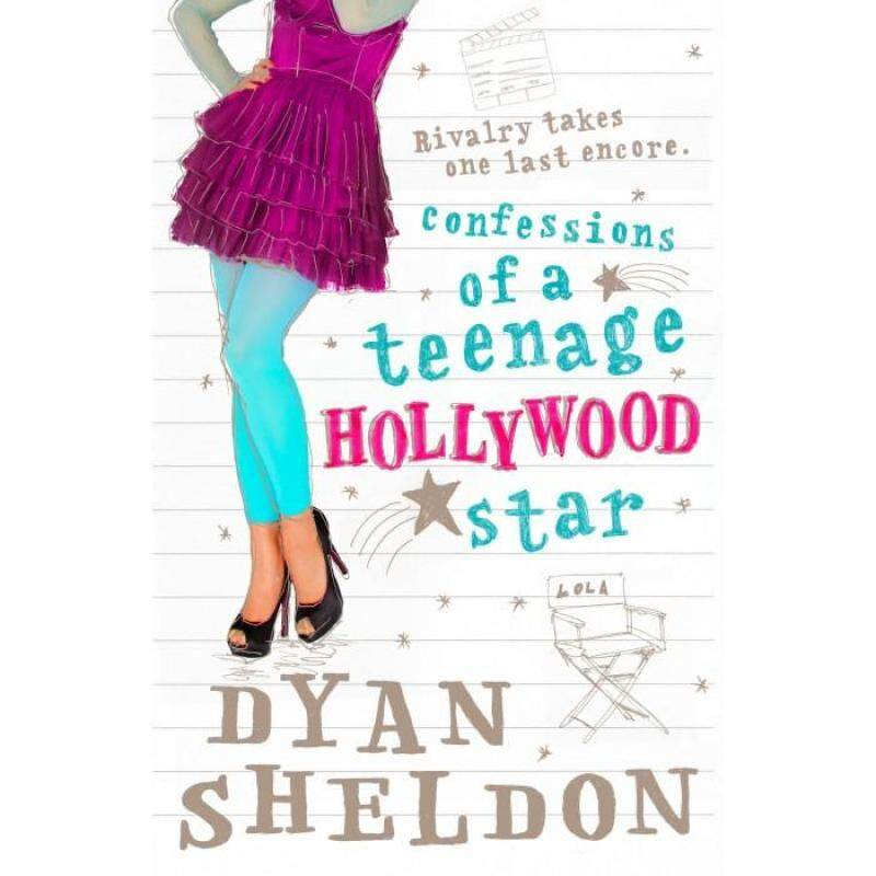 Confessions Of A Teenage Hollywood Star 9781406343786 Malaysia