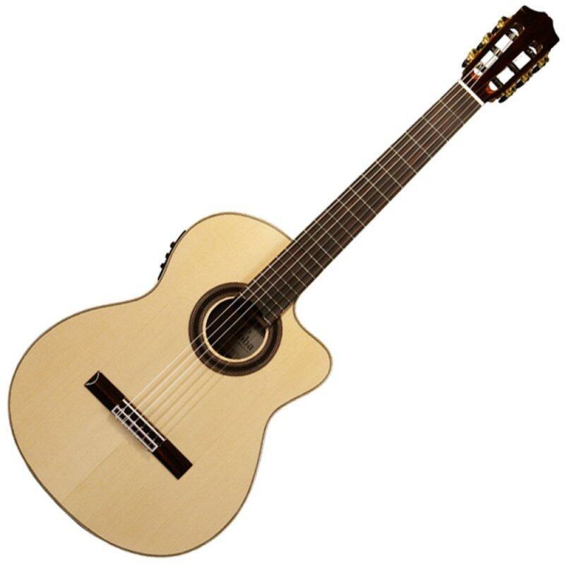 Cordoba GK Studio Acoustic-Electric Nylon String Flamenco Guitar (Natural) Malaysia