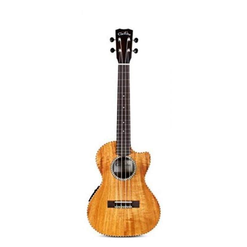 Cordoba Guitars 25T-CE Cut-Away Acoustic Electric Ukulele, Tenor Malaysia