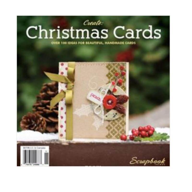 Create: Christmas Cards Idea Book 2 Malaysia
