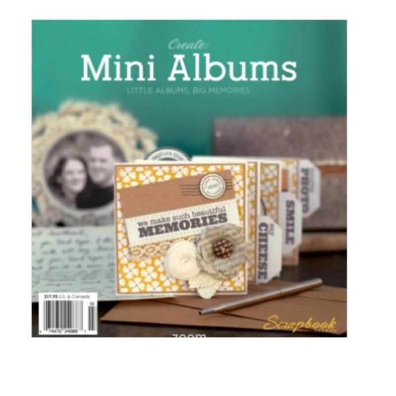 Create: Mini Albums 5 Malaysia
