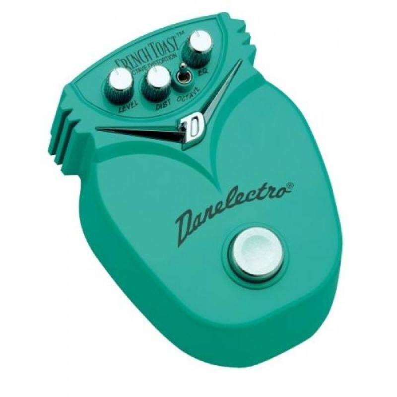 Danelectro DJ-13 French Toast Octave Distortion Mini Effects Pedal Malaysia