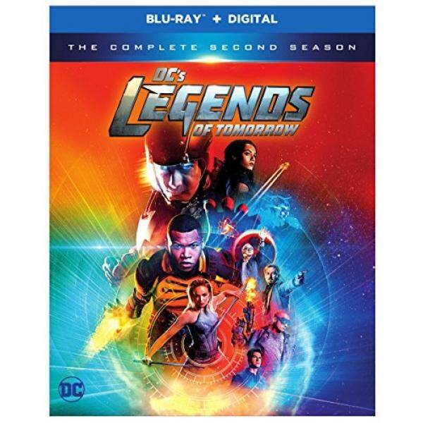 DCs Legends of Tomorrow: The Complete Second Season [Blu-ray] - intl
