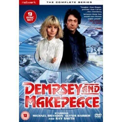 Dempsey dan Makepeace-Seri Lengkap (30 Ep.) -9-DVD Kotak Set (Dempsey & Makepeace (Seri 1-3)) [NON-USA Format PAL Reg.2 Import-Inggris] [Wilayah 2]-Internasional