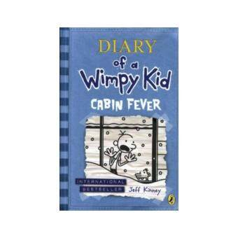 Harga DIARY OF A WIMPY KID #6: CABIN FEVER [JEFF KINNEY]