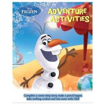 Harga Disney Frozen Ice-Cool Activities