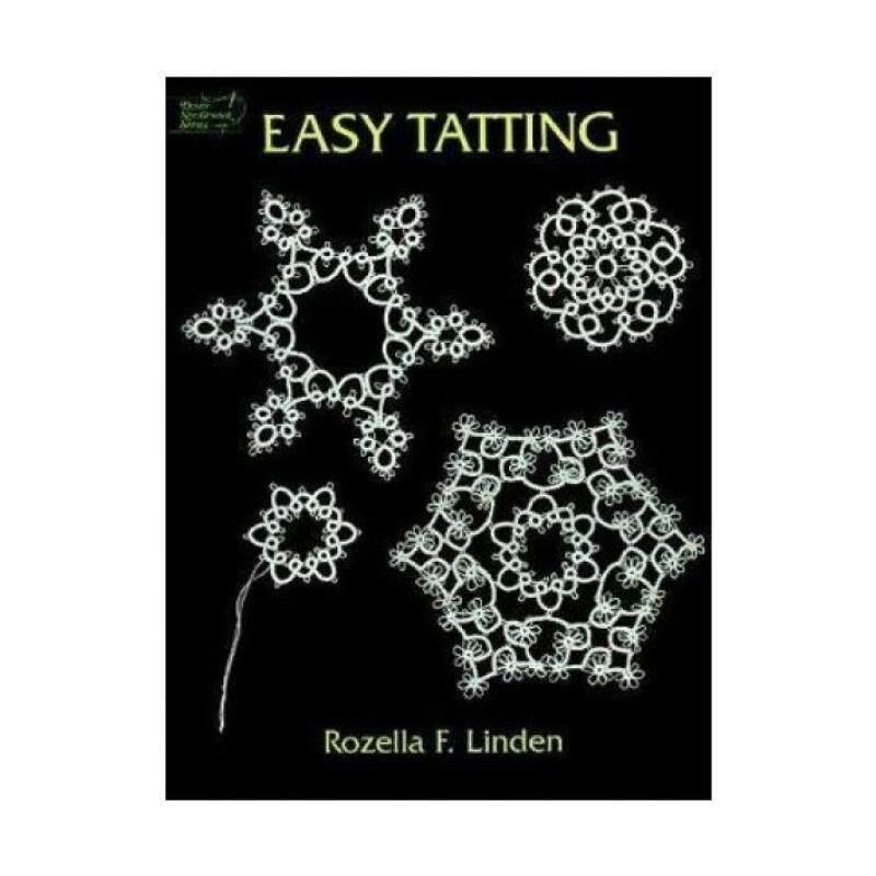 Easy Tatting (Dover Knitting, Crochet, Tatting, Lace) Malaysia