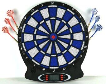 Electronic Dartboard WJ100 ABS comes with darts