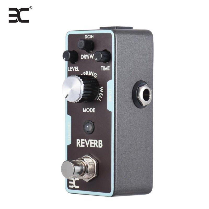 ENO Reverb Guitar Effect Pedal True Bypass Malaysia