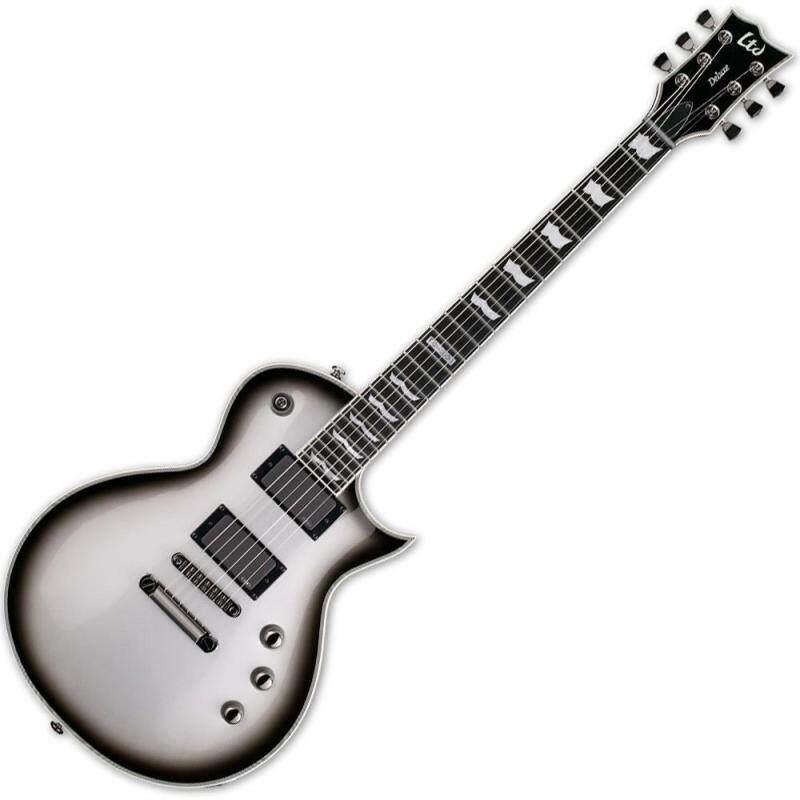 ESP LTD EC-1000 SSB Silver Sunburst Electric Guitar Malaysia