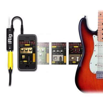 Fancyqube Multimedia iRig IK Pre for iPhone/iPod touch/iPad andAndroid Devices Multimedia GUITAR midi Interface - 2