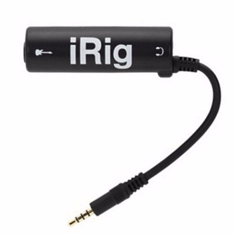 Fancyqube Multimedia iRig IK Pre for iPhone/iPod touch/iPad and Android Devices Multimedia GUITAR midi Interface Malaysia