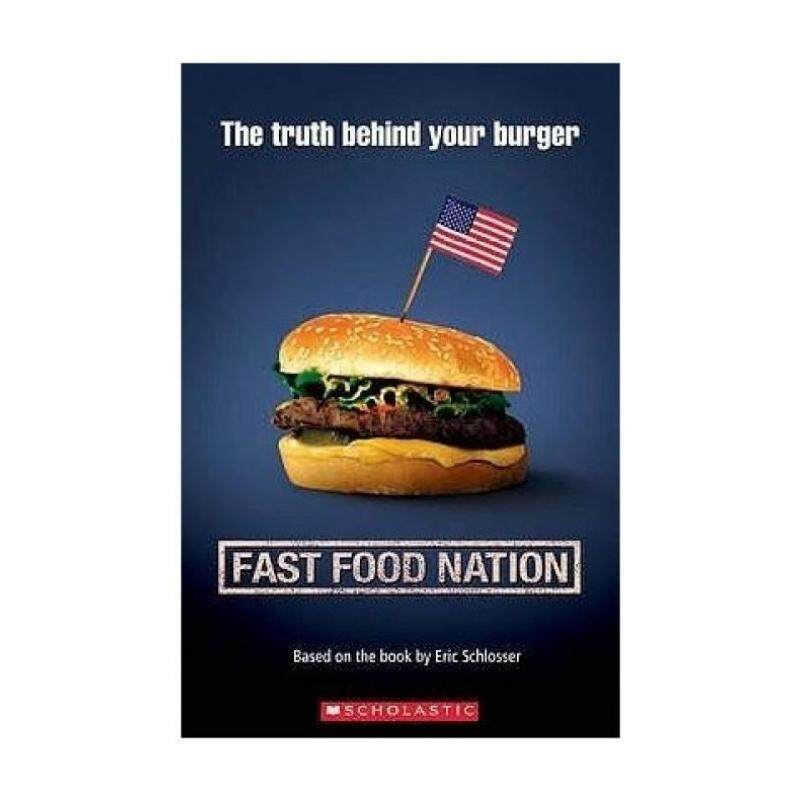 Fast Food Nation (Scholastic Readers) Malaysia