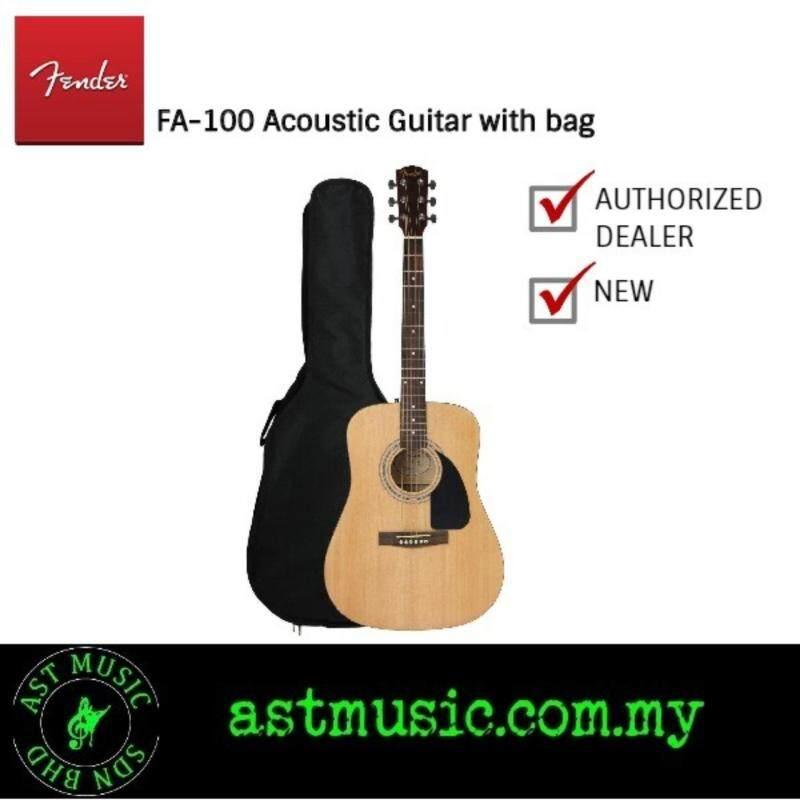 Fender FA 100 Acoustic Guitar Malaysia