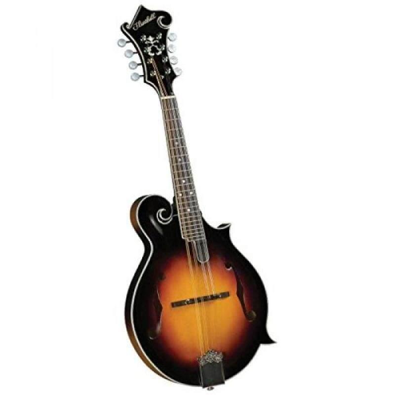 Flinthill FHM-75 Traditional F-Model Mandolin - Sunburst Malaysia