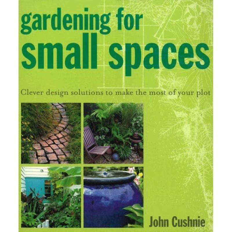 Gardening for Small Spaces 9781856268271 Malaysia