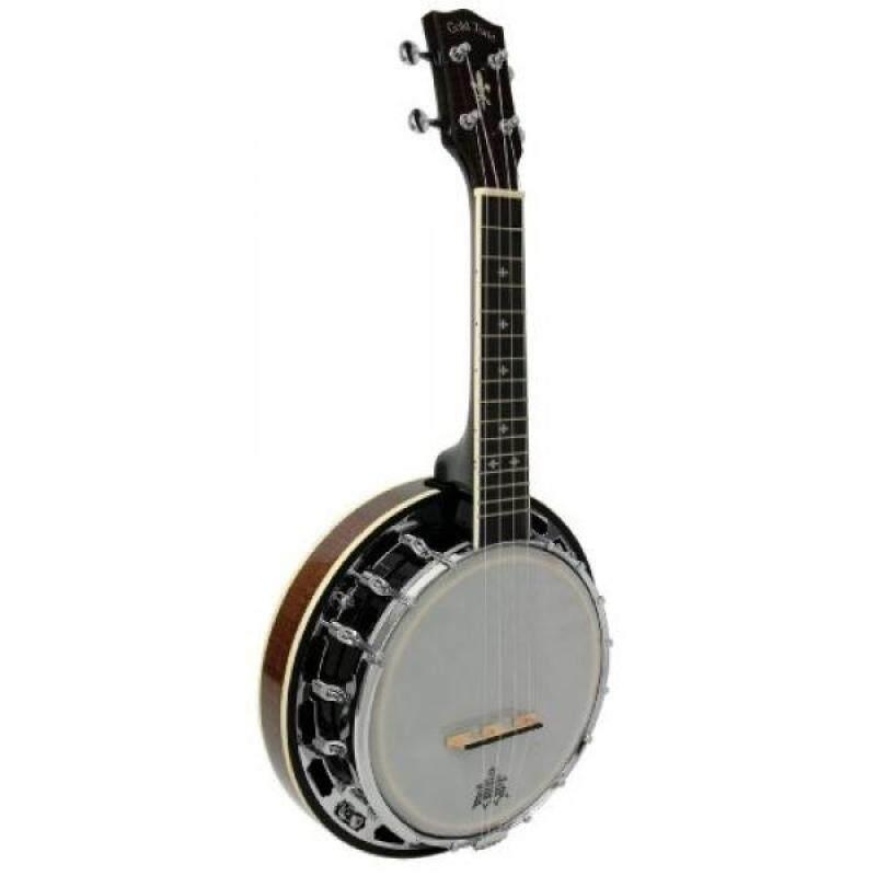 Gold Tone Banjolele-DLX Banjo Ukulele Deluxe (Maple) Malaysia