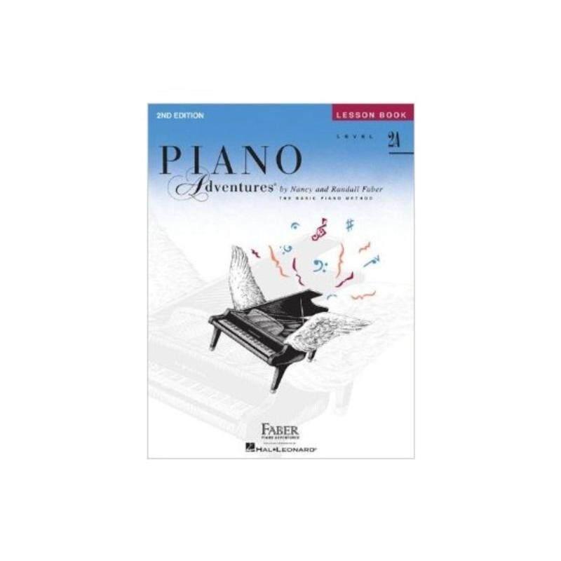 Hal Leonard Piano Adventures Lesson Book Level 2A Malaysia