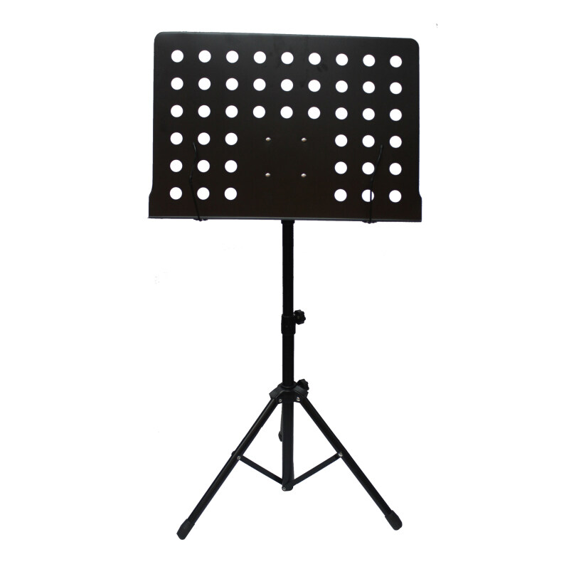Heavy Duty Music Stand for Orchestra, Conductor, Violin, Keyboard, Guitar, Ukulele & Food Menu(High Quality) Malaysia