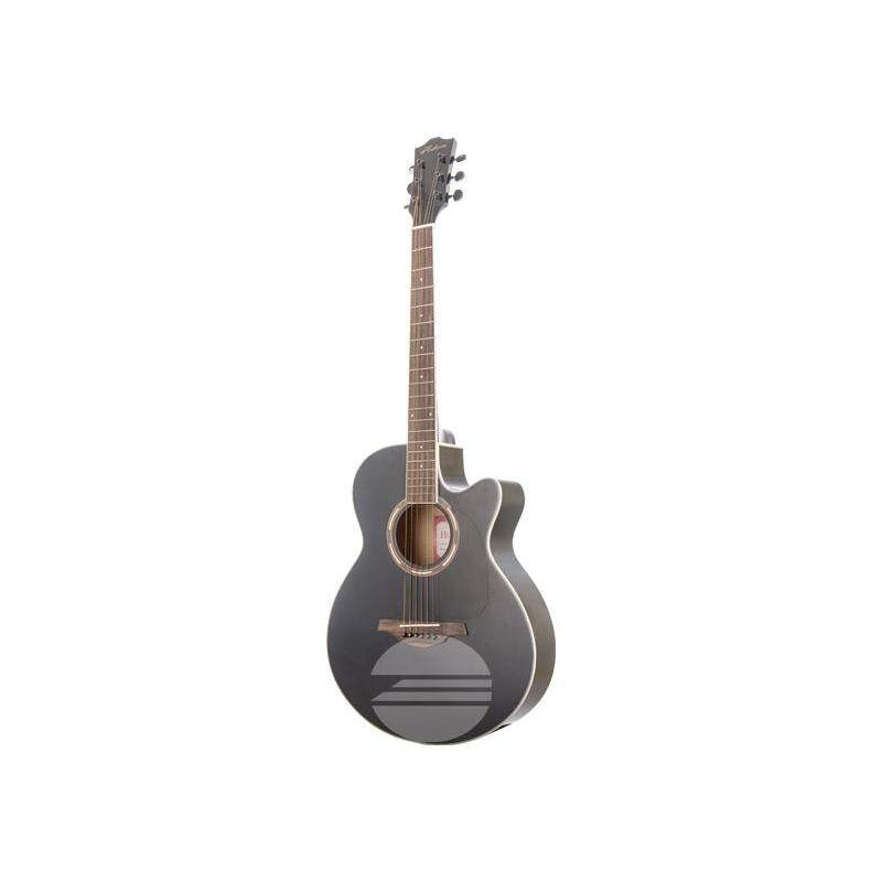 HELICON Acoustic Guitar HGW200CBK Malaysia