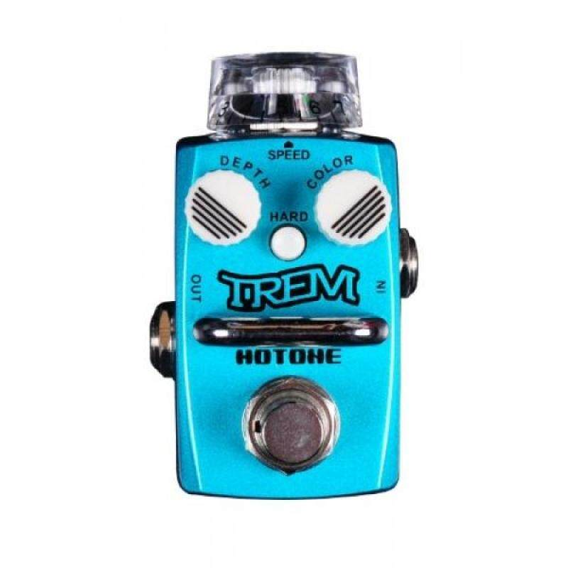 Hotone Skyline Series TREM Compact Analog Tremolo Guitar Effects Pedal Malaysia